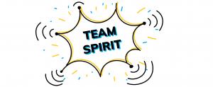 Digitale Team Building Team Spirit