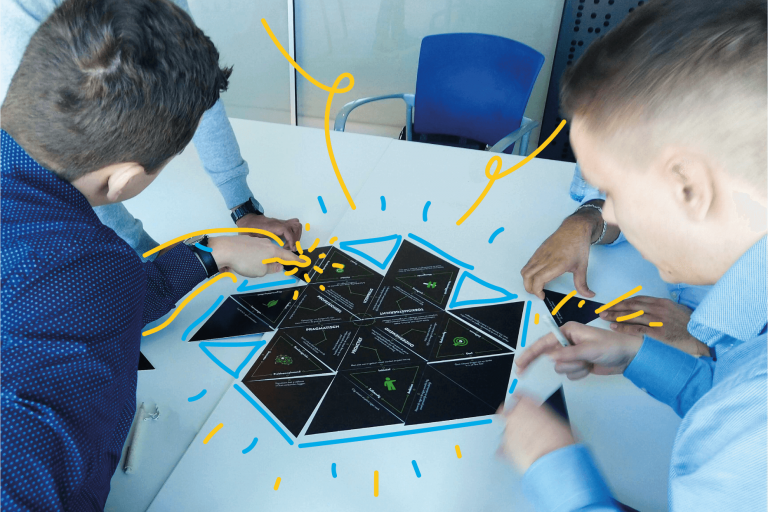 Kernwaarden Communiceren En Ontwikkelen Serious Game (1)