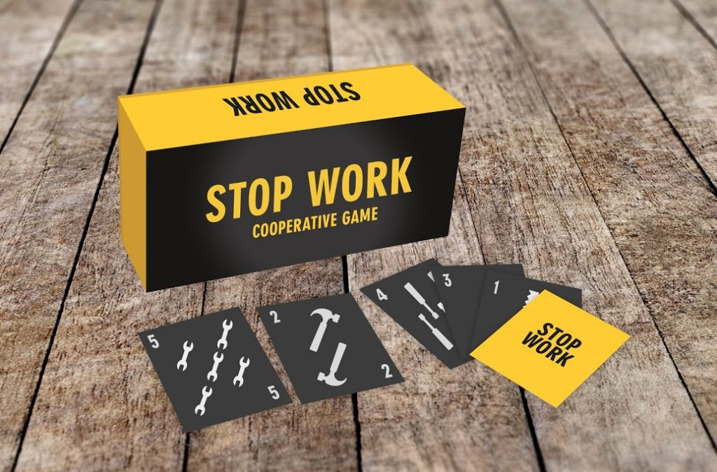 Stopworkgame