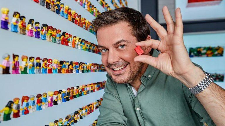 Ruben Nicolai Lego Masters